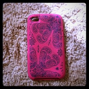 Lucky brand cell phone case